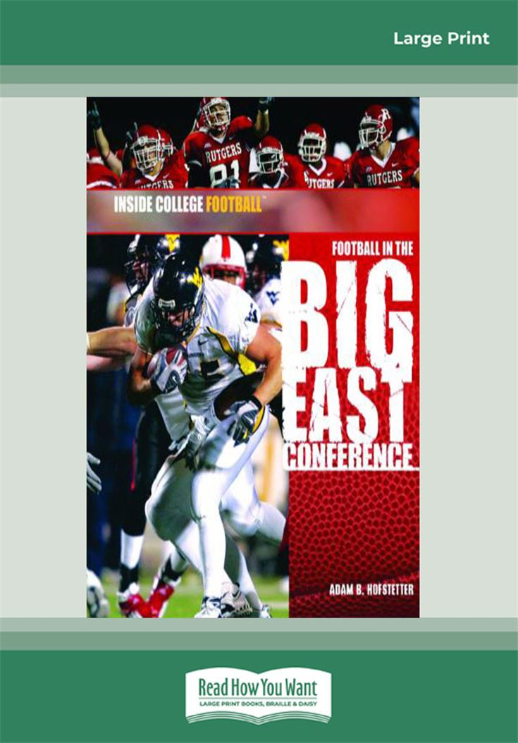 Football in the Big East Confrence