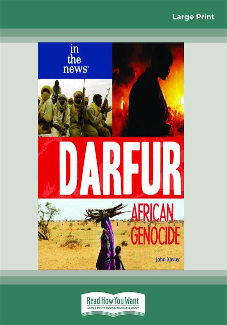 Darfur African Genocide