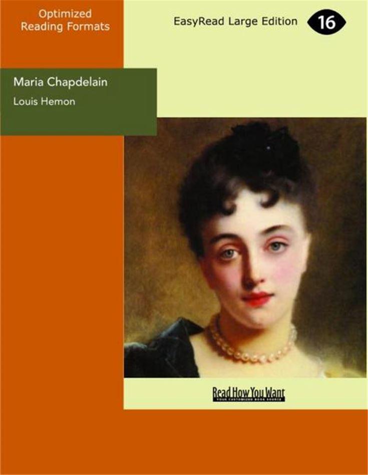 Maria Chapdelain