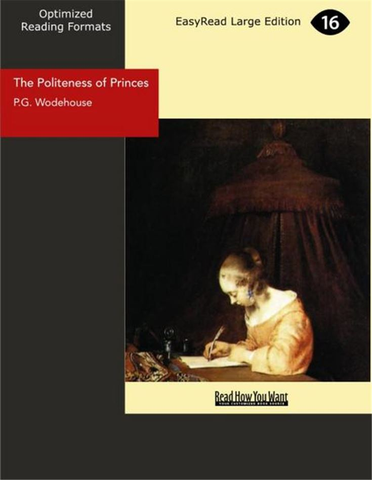 The Politeness of Princes
