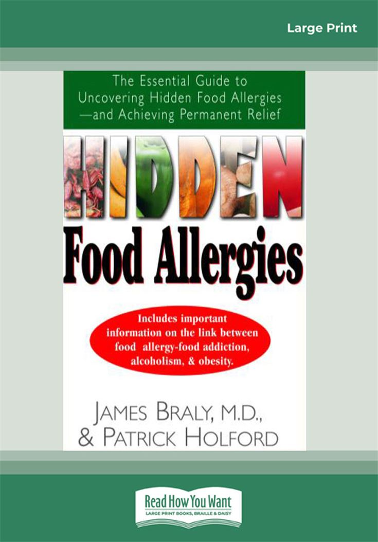 Hidden Food Allergies