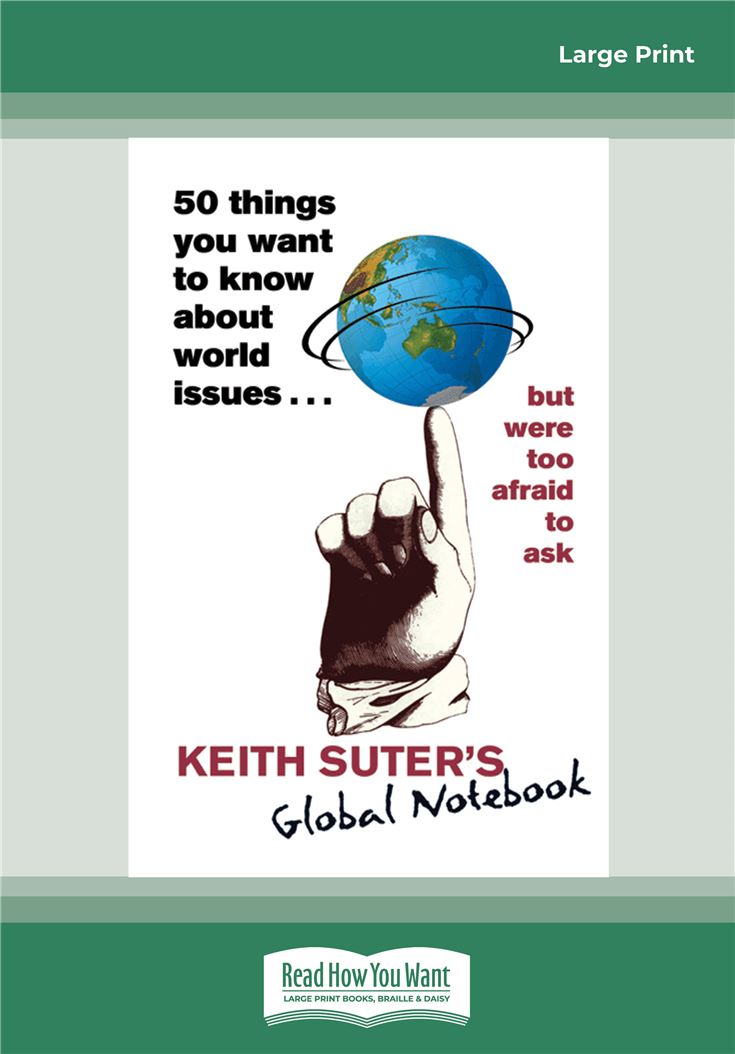 50 Things You Want to Know About World Issues...