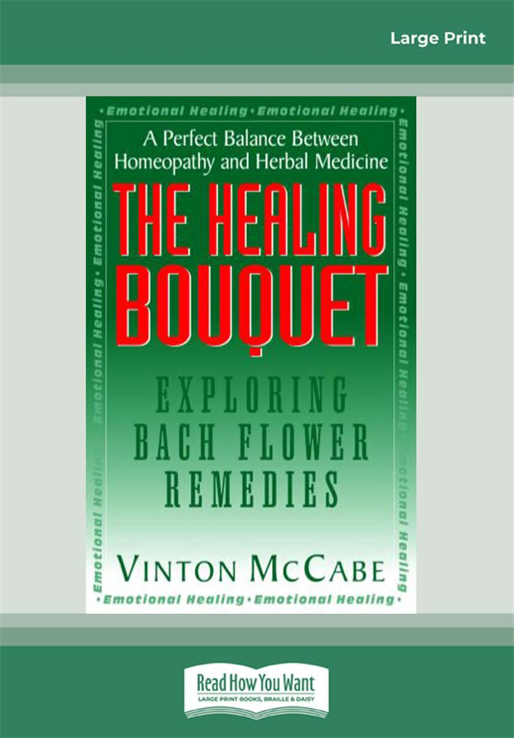 The Healing Bouquet: Exploring Back Flower Remedies
