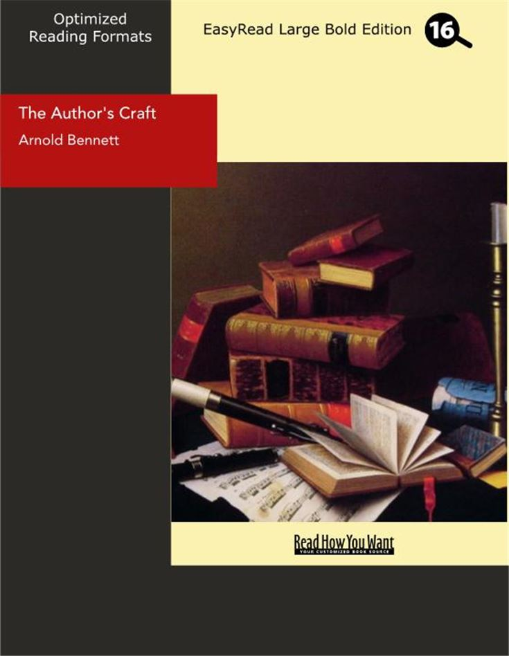 The Author's Craft