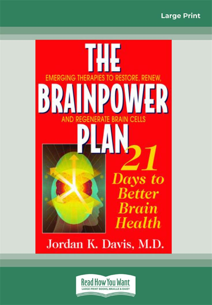 The Brain Power Plan