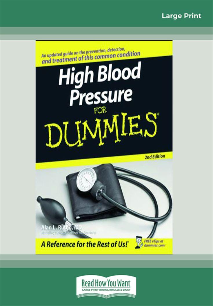 High Blood Pressure for Dummies®