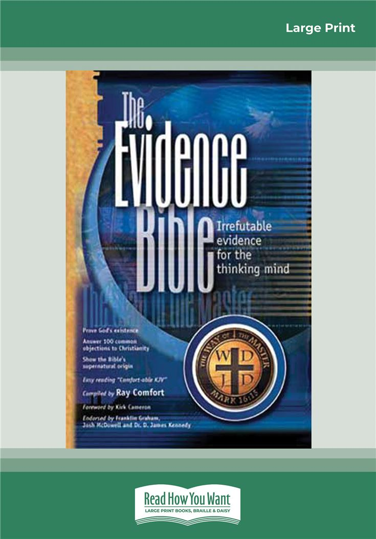 Evidence Bible complete