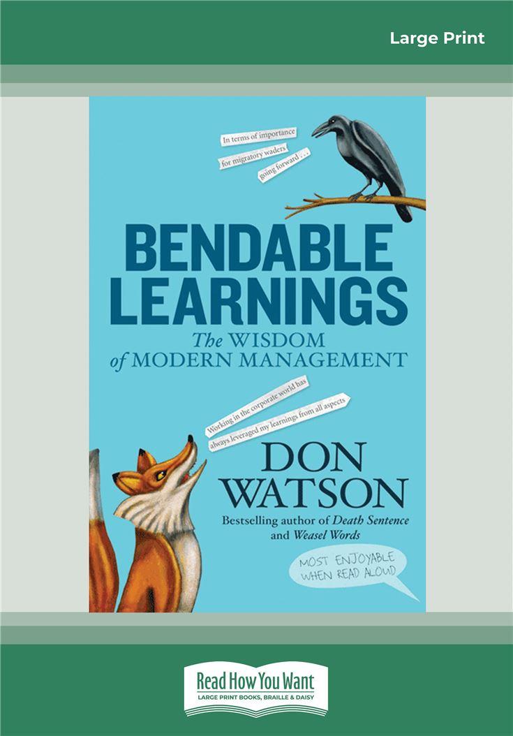 Bendable Learnings