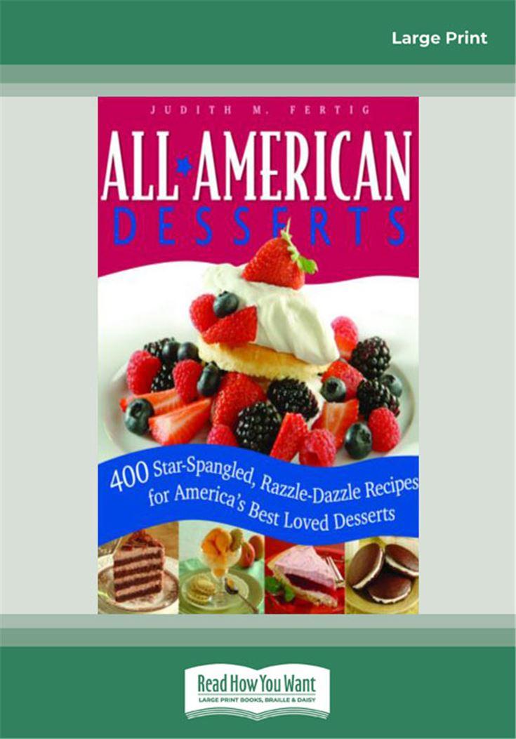 All-American Desserts