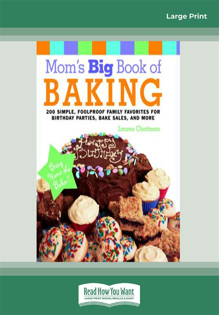 Mom's Big Book of Baking