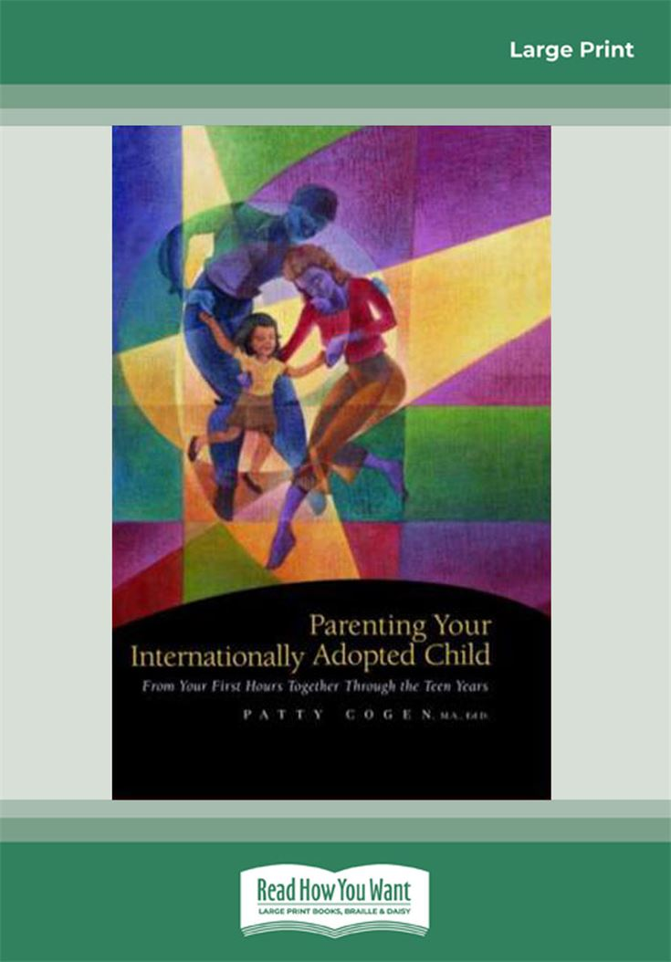 Parenting Your Internationally Adopted Child