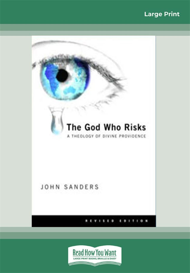 The God Who Risks