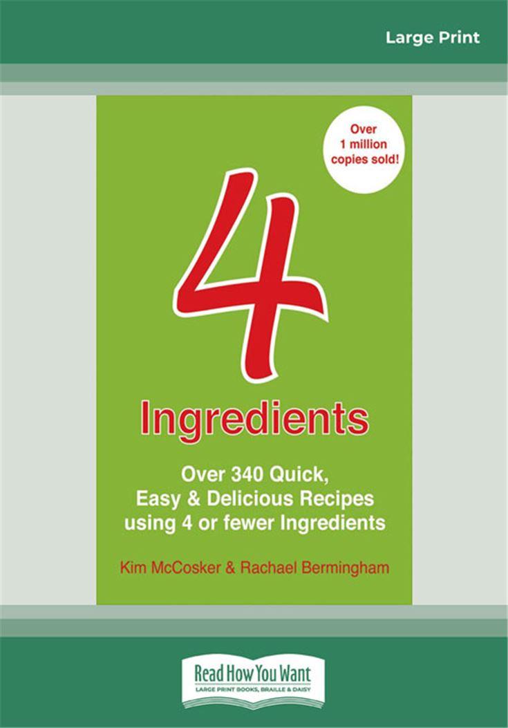4 Ingredients