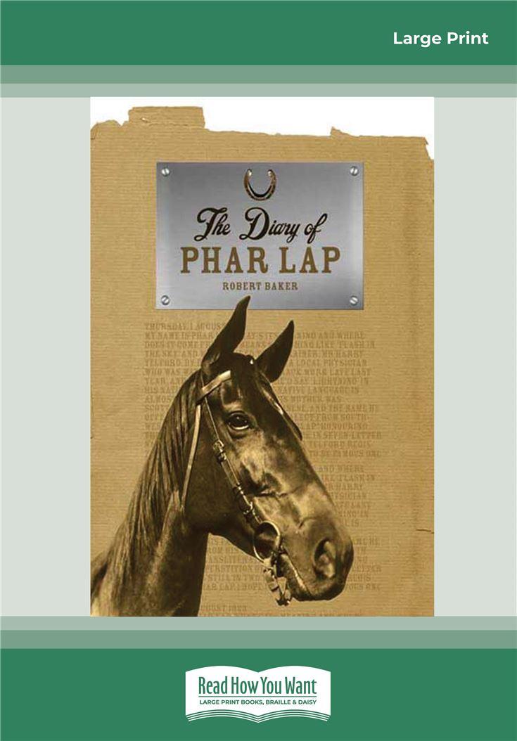 The Diary of Phar Lap