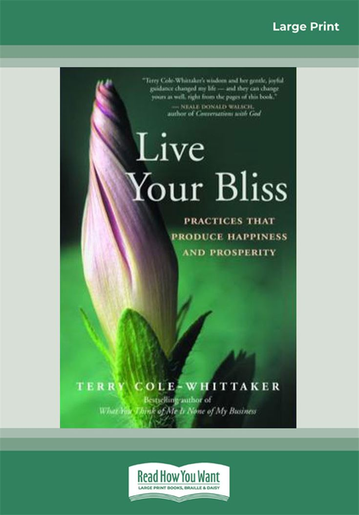Live Your Bliss