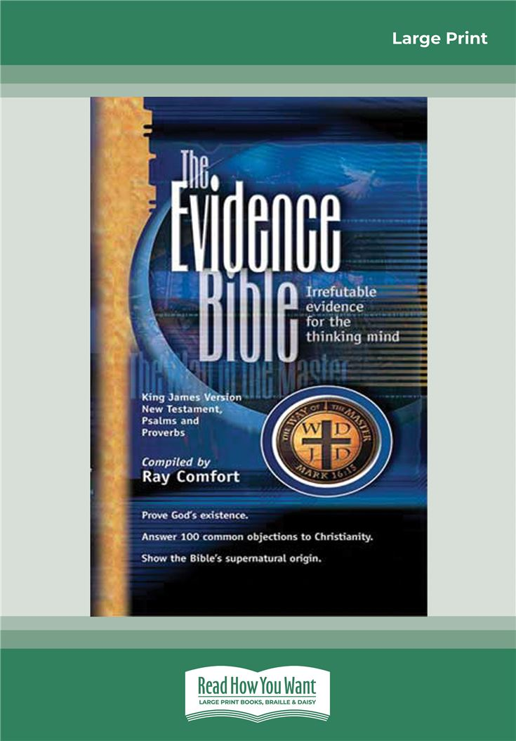 Evidence Bible NT