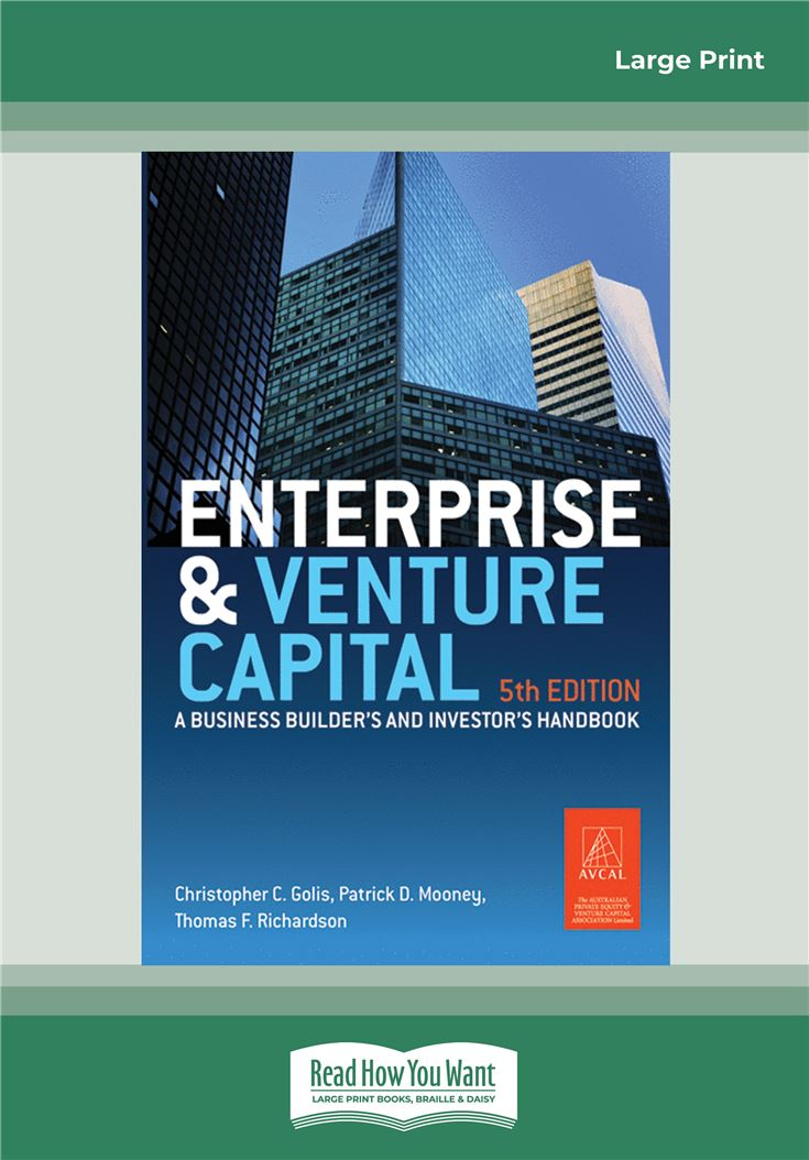 Enterprise and Venture Capital