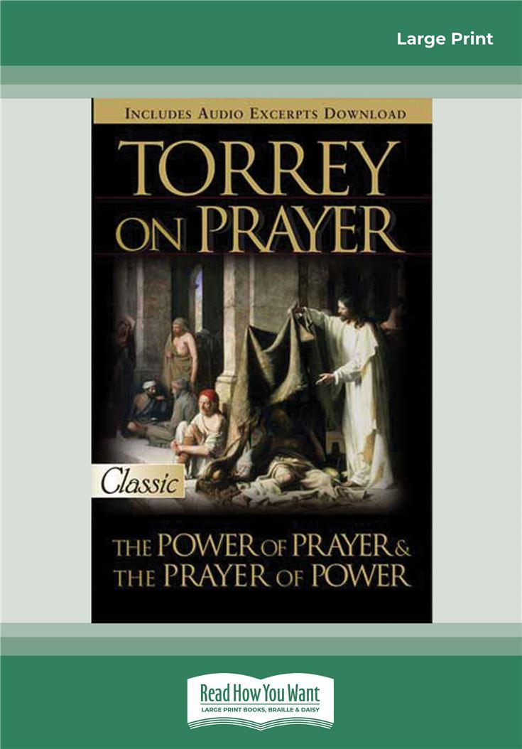 Torrey on Prayer