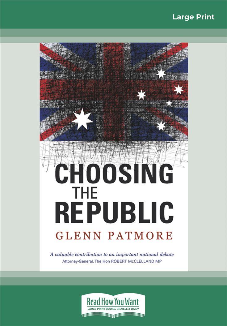 Choosing The Republic