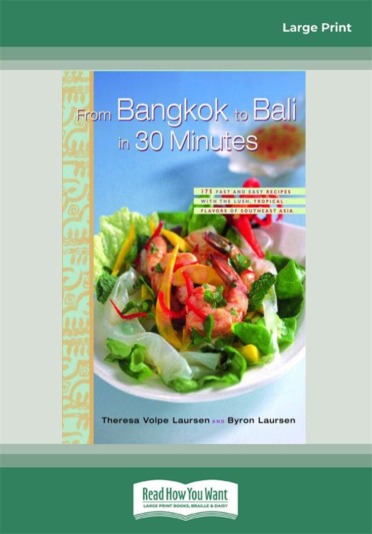 From Bangkok To Bali In 30 Minutes