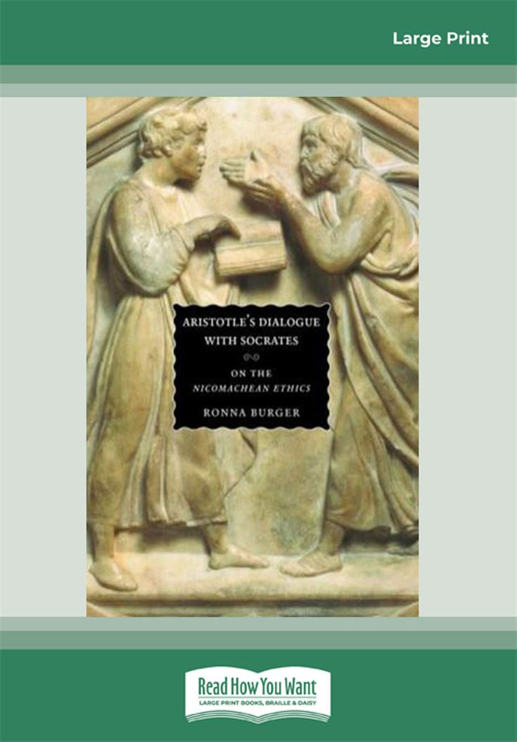 Aristotle's Dialogue with Socrates
