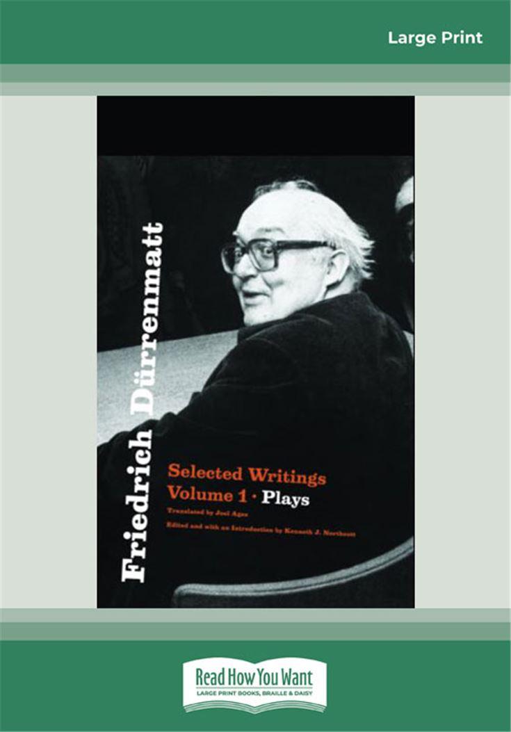 Friedrich Dürrenmatt, Volume I