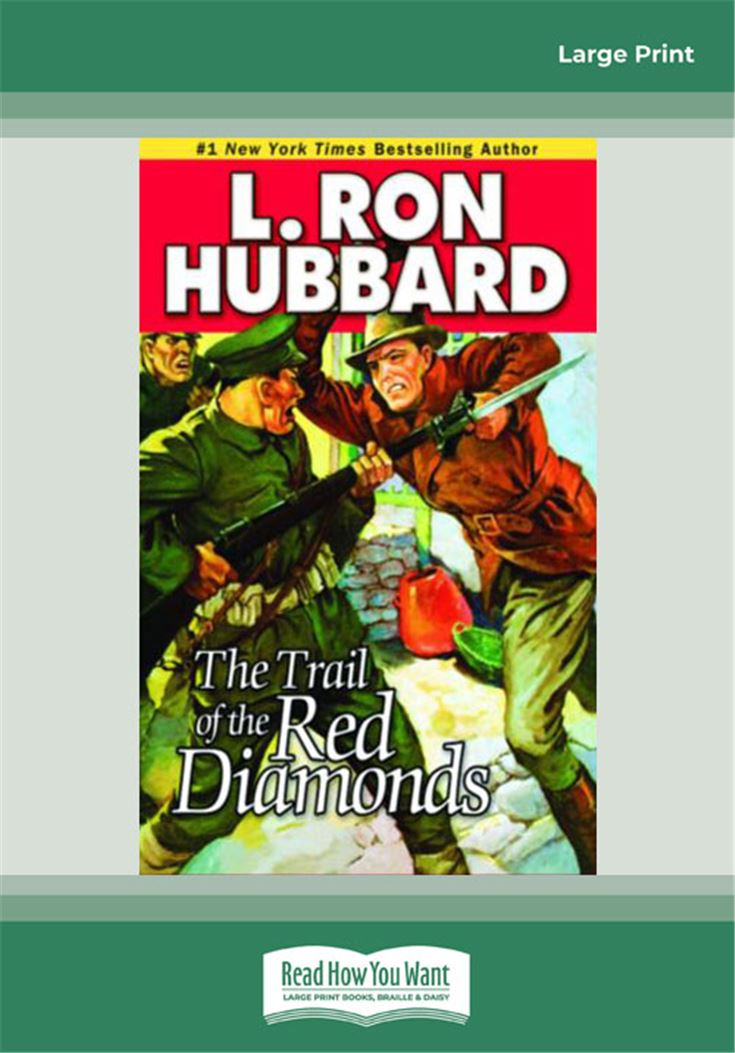 Trail of the Red Diamonds (Stories from the Golden Age)