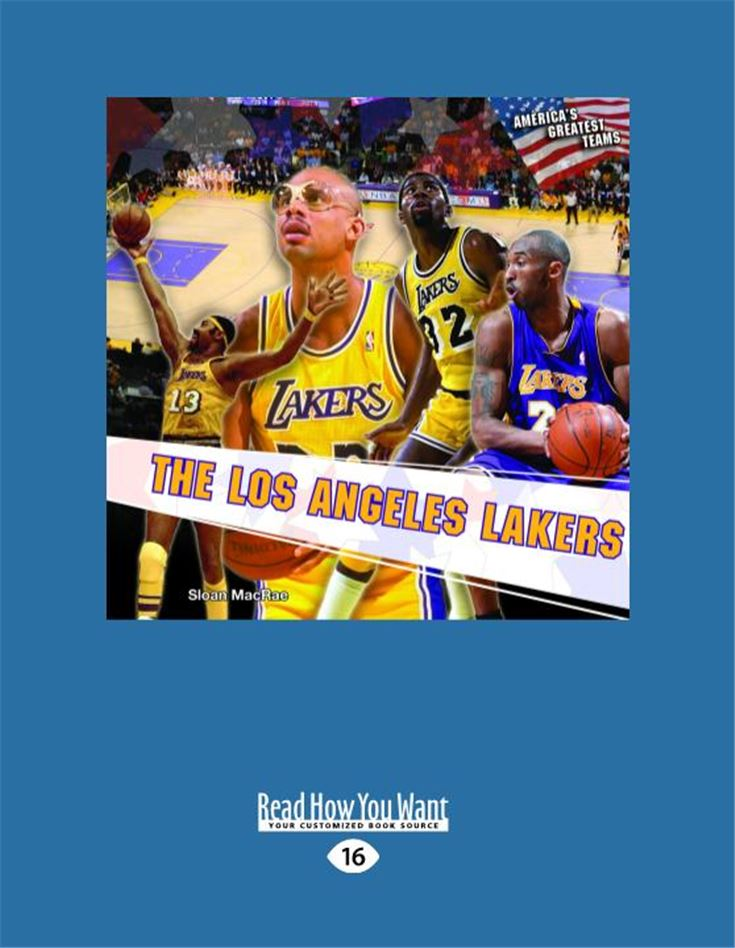 The Los Angeles Lakers (America's Greatest Teams)