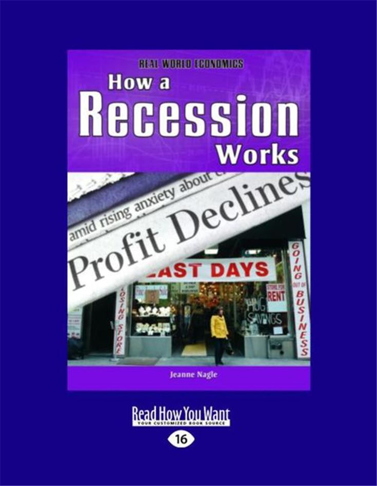 How a Recession Works (Real World Economics)