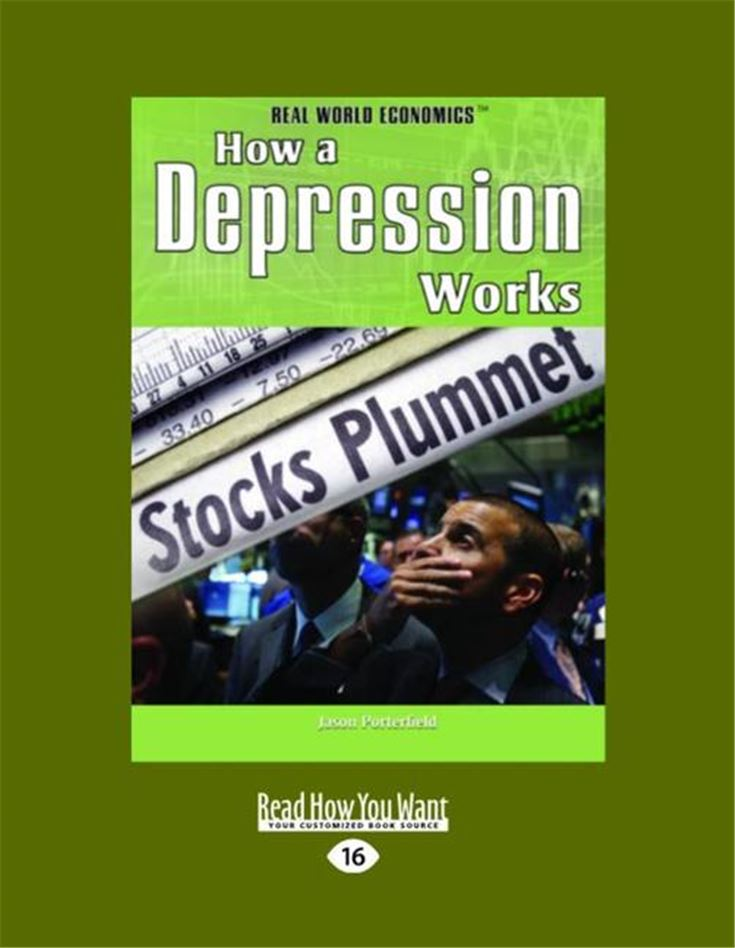How a Depression Works (Real World Economics)