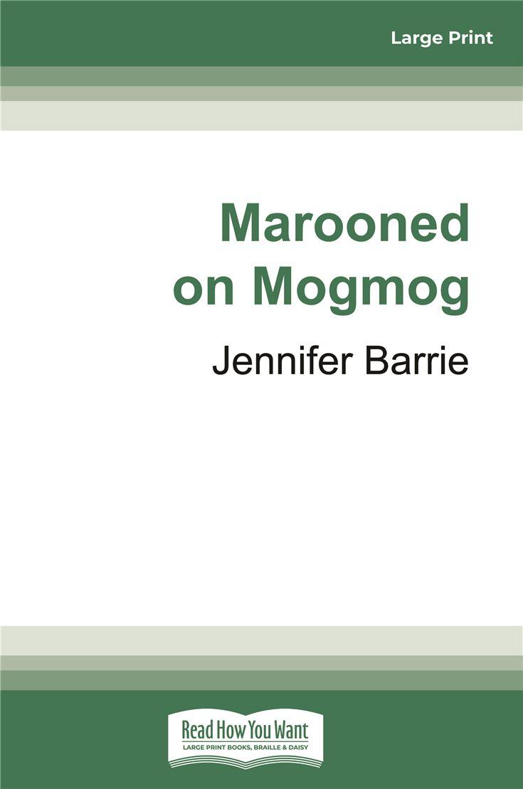 Marooned on Mogmog