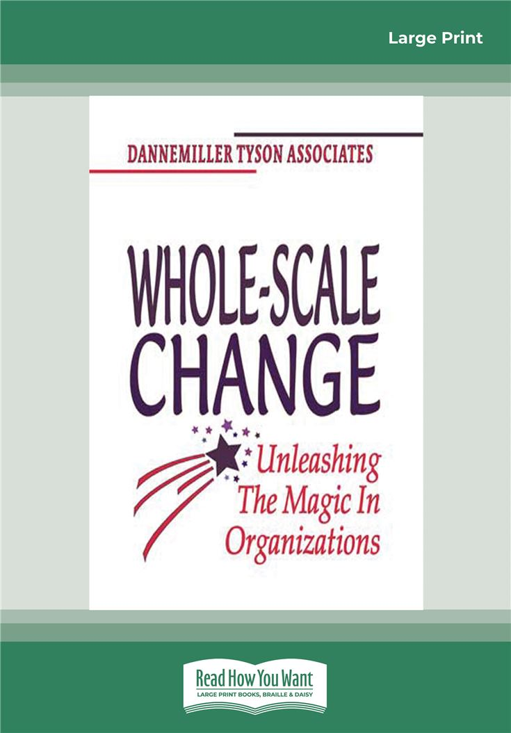 Whole-Scale Change