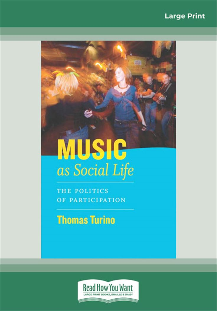Music as Social Life