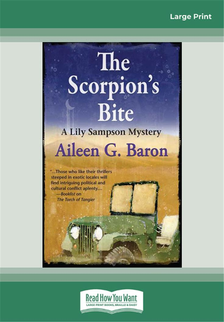 Scorpion's Bite (Lily Sampson Mysteries)