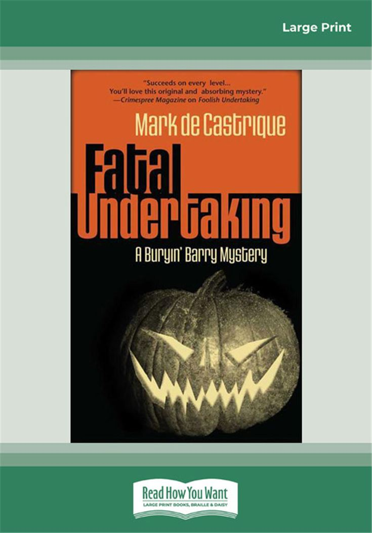 Fatal Undertaking:
