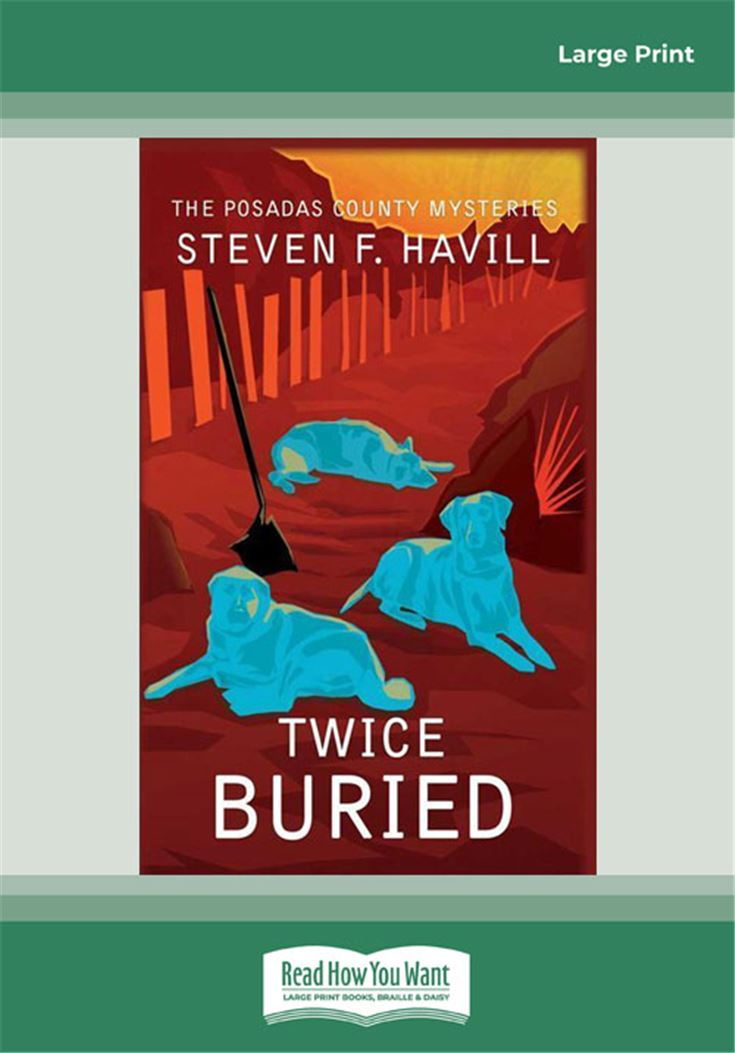 Twice Buried (Missing Mysteries)