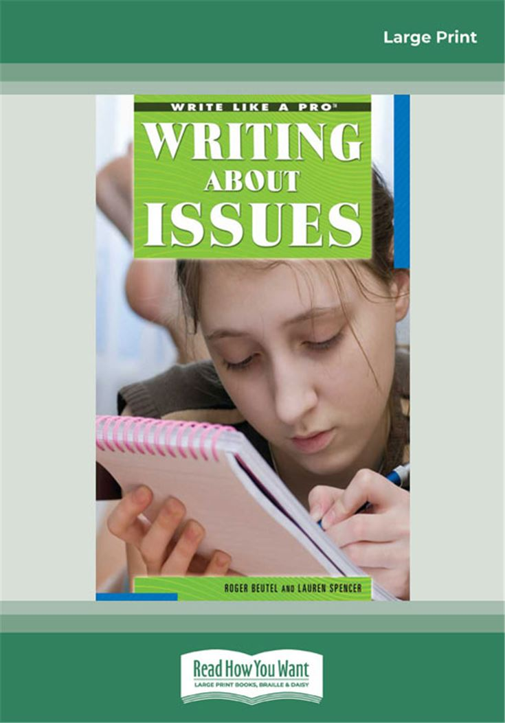 Writing About Issues