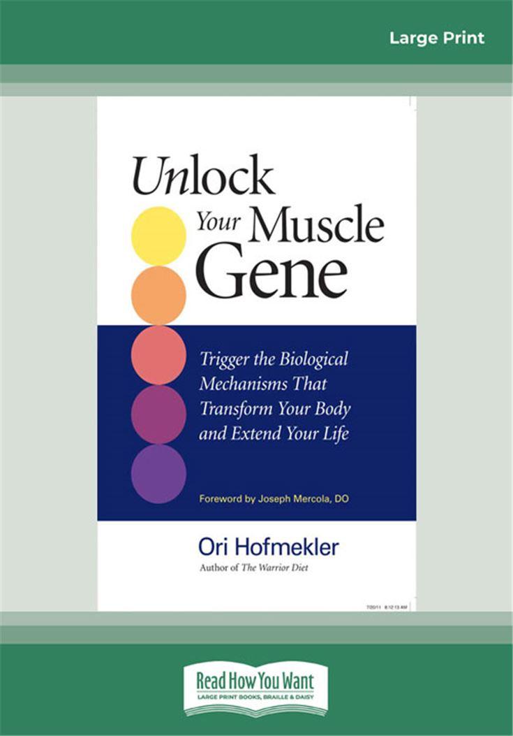 Unlock Your Muscle Gene: