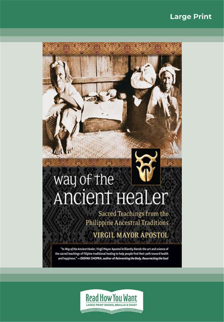 Way of the Ancient Healer: