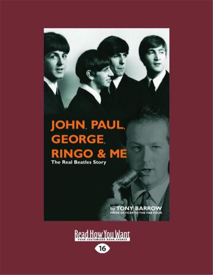 John, Paul, George, Ringo & Me