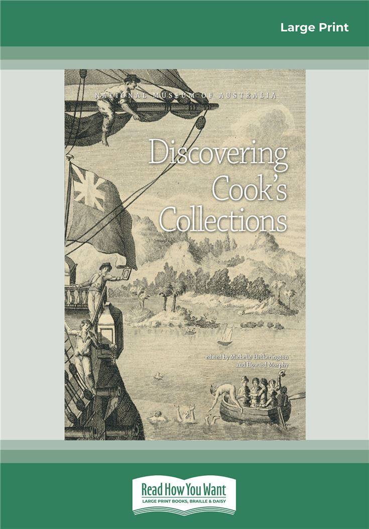 Discovering Cook's Collections