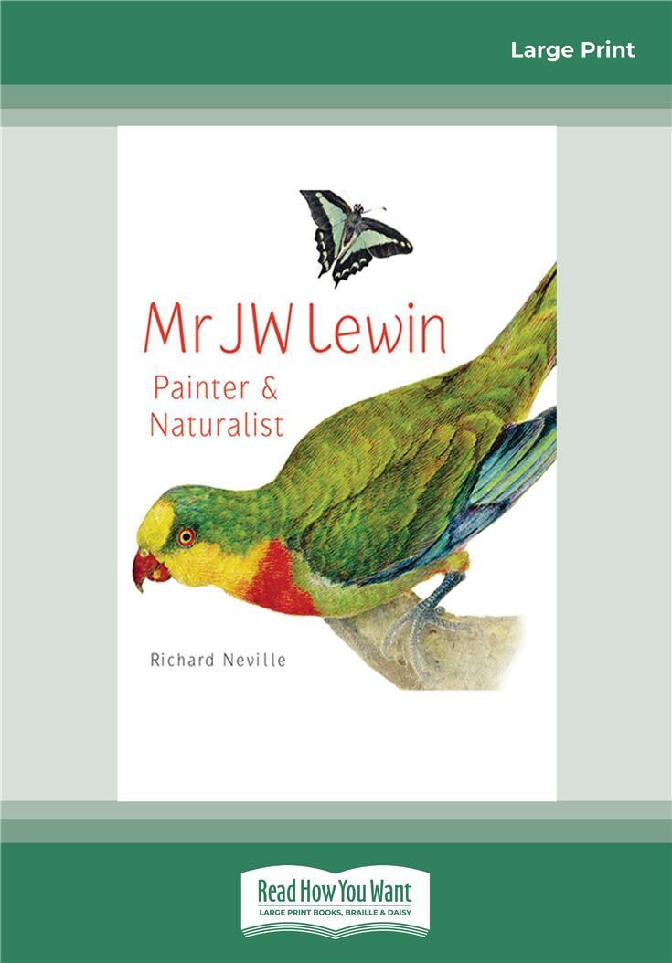 Mr JW Lewin