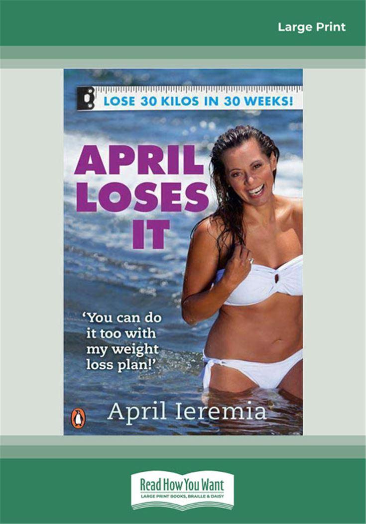 April Loses It