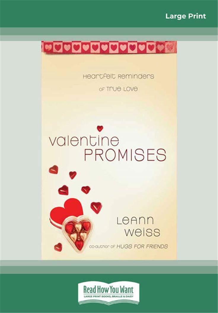 Valentine Promises
