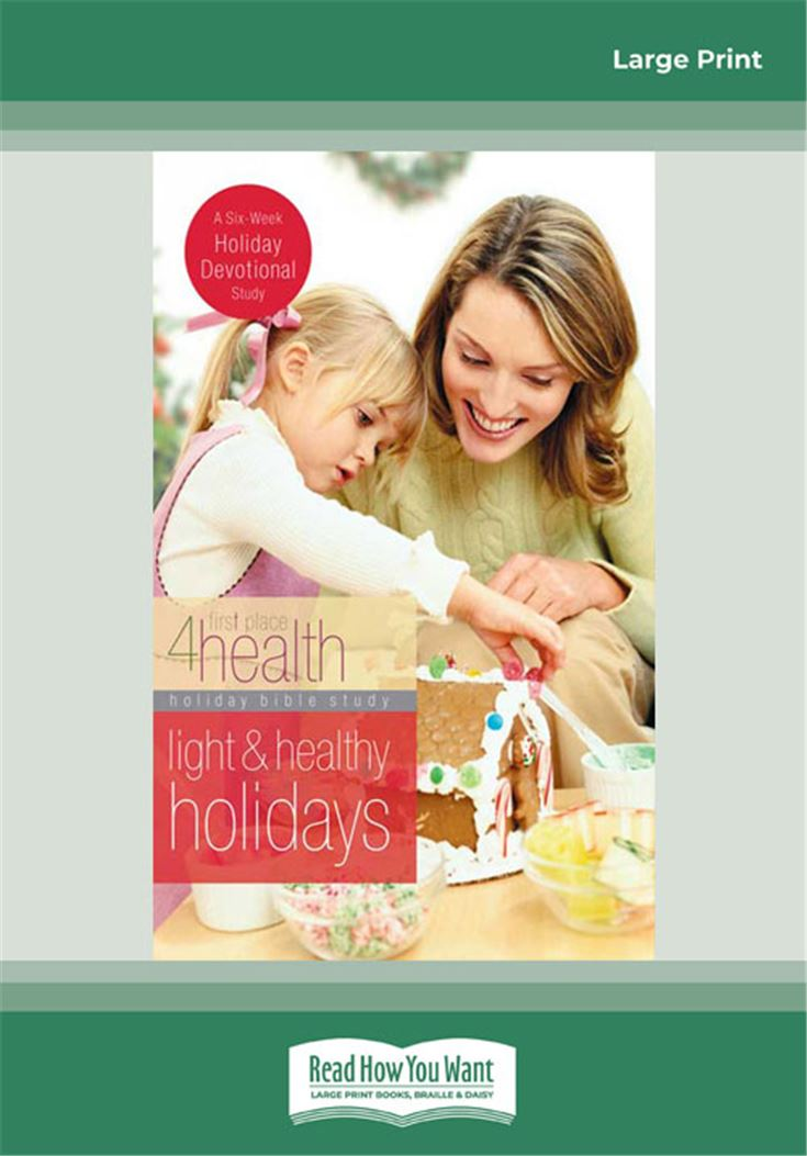Light and Healthy Holidays