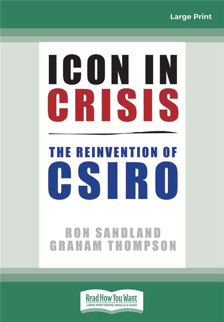 Icon in Crisis