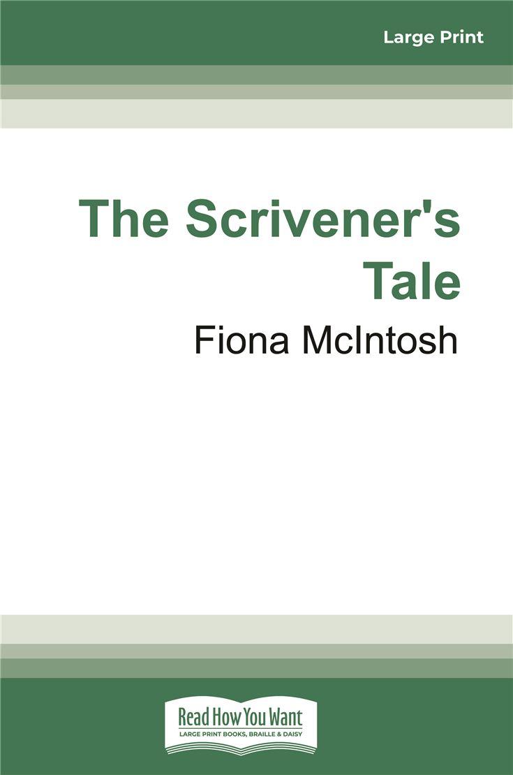 The Scrivener's Tale
