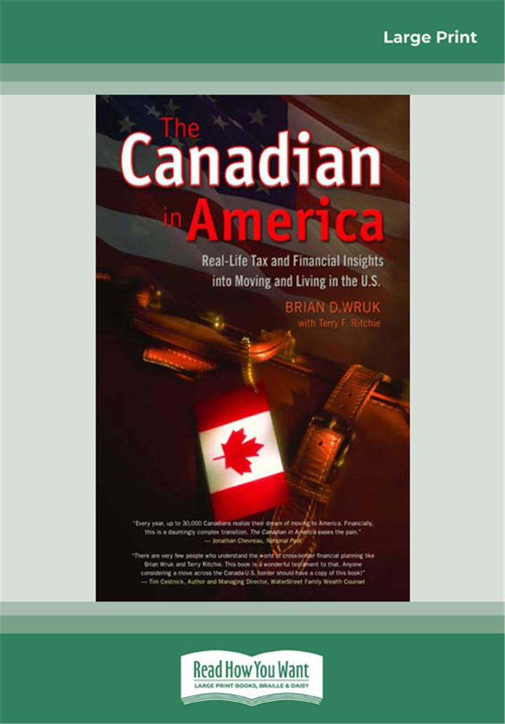 The Canadian in America