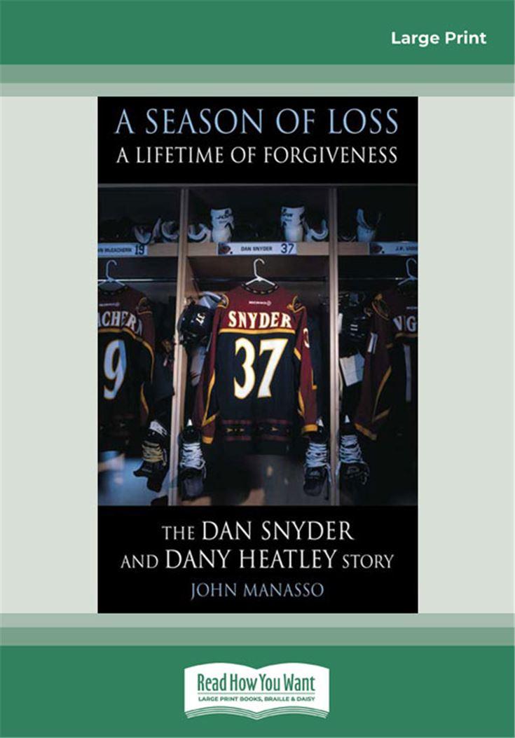 A Season of Loss, A Lifetime of Forgiveness