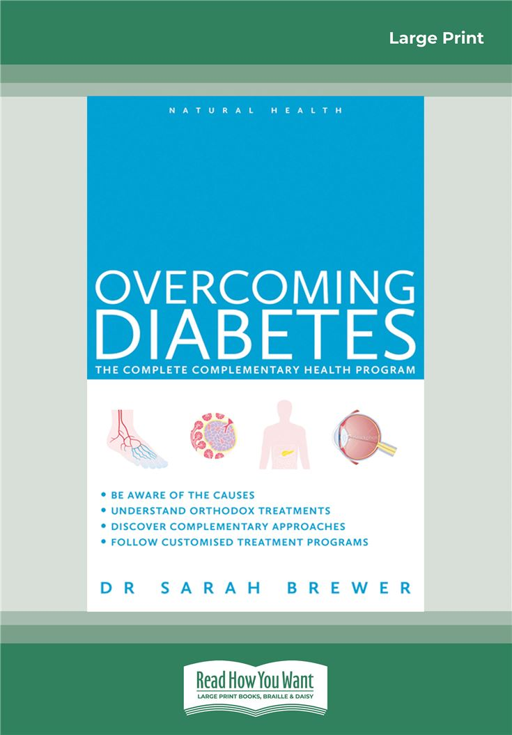 Overcoming Diabetes